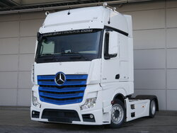 photo of Used Tractorhead Mercedes Actros 1848 LS 4X2 2014