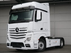 photo of Used Tractorhead Mercedes Actros 1848 LS 4X2 2017