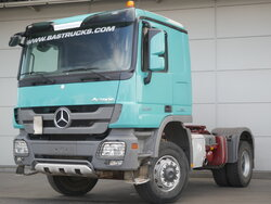 photo of Used Tractorhead Mercedes Actros 2041 AS 4X4 2014