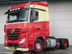 photo of Used Tractorhead Mercedes Actros 2442 LS 6X2 2014