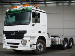 photo of Used Tractorhead Mercedes Actros 2651 LS 6X4 2007