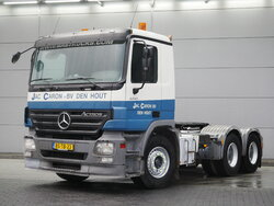 photo of Used Tractorhead Mercedes Actros 3341 S 6X4 2007