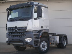 photo of Used Tractorhead Mercedes Arocs 1945 S 4X4 2016