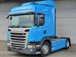 Used Scania Trucks and Tractorheads | BAS Trucks