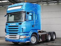 Used Scania Trucks and Tractorheads   BAS Trucks
