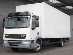 photo of Used Truck DAF LF 45.220 DC Koffer 4X2 2014