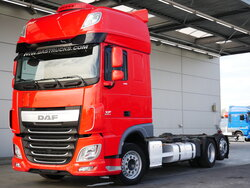 photo of Used Truck DAF XF 440 SSC 6X2 2014