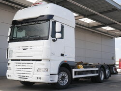 photo of Used Truck DAF XF105.460 SSC 6X2 2013