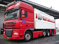 photo of Used Truck DAF XF105.510 SSC 8X2 2008