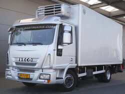 photo of Used Truck IVECO EuroCargo ML100E18 4X2 2009