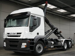 photo of Used Truck IVECO Stralis AT260S42 6X2 2008
