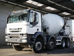 photo of Used Truck IVECO Trakker AD320T41 8X4 2013
