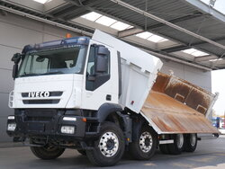 photo of Used Truck IVECO Trakker AD340T41 8X4 2012