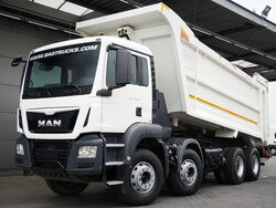 photo of Used Truck MAN TGS 41.400 M 8X4 2017