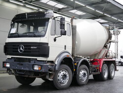 photo of Used Truck Mercedes 3234 B 8X4 2000