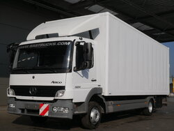 photo of Used Truck Mercedes Atego 1224 L 4X2 2010