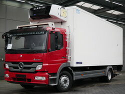 photo of Used Truck Mercedes Atego 1324 4X2 2011
