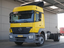 photo of Used Truck Mercedes Axor 1824 L 4X2 2009