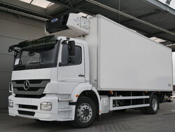 photo of Used Truck Mercedes Axor 1824 L 4X2 2013