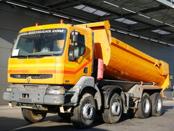 photo of Used Truck Renault Kerax 420 8X4 2004