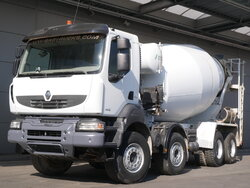 photo of Used Truck Renault Kerax 440 8X4 2014