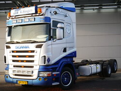 photo of Used Truck Scania R420 6X2 2006