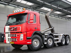 photo of Used Truck Volvo FM 440 8X4 2007