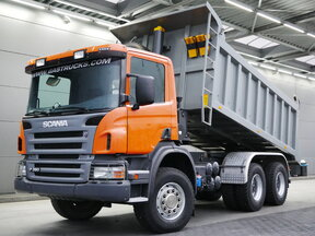 Used Scania Truck for sale | BAS Trucks