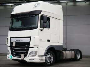 Used DAF Tractor Units for sale   BAS Trucks
