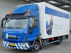 Used IVECO Truck for sale   BAS Trucks