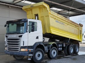 Used Scania for sale   BAS Trucks
