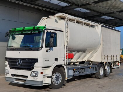 Used Silo Truck for sale   BAS Trucks