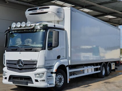 Used Mercedes for sale | BAS Trucks