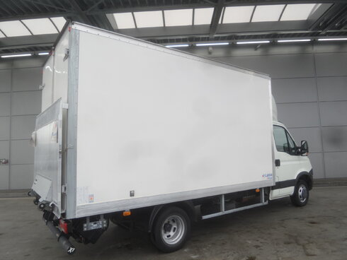 iveco daily light commercial vehicle 0 22900bas trucks. Black Bedroom Furniture Sets. Home Design Ideas