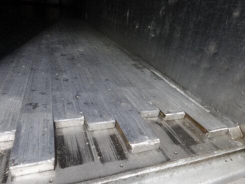 Knapen 91m walking floor hogedruk reiniger k100 semi for 100 floors floor 91