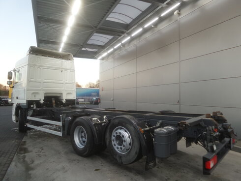 Image of DAF XF105.460 6X2 Intarder Liftachse Euro 5 German-Truck