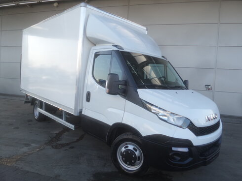 iveco daily light commercial vehicle 0 25900bas trucks. Black Bedroom Furniture Sets. Home Design Ideas