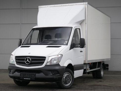 mercedes sprinter leichte nutzfahrzeuge euro 0 18900 bas trucks. Black Bedroom Furniture Sets. Home Design Ideas