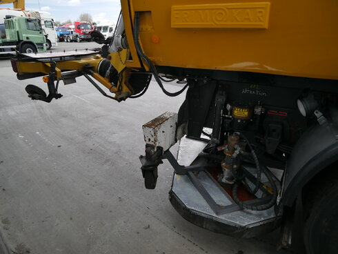 Foto van Gebruikt Bakwagen Renault Runway Cleaner 4X2 1994