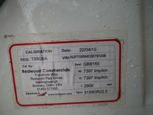 Foto van Gebruikt Trekker DAF CF85.460 RHD 6X2 2008