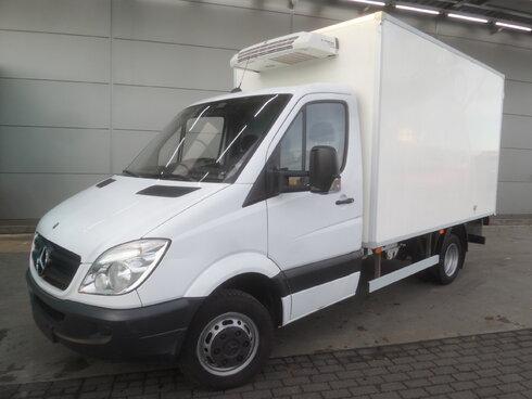 mercedes sprinter lichte bedrijfsauto euro norm 0 16900 bas trucks. Black Bedroom Furniture Sets. Home Design Ideas