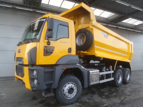 photo of New Truck Ford Cargo 3542 D 6X4