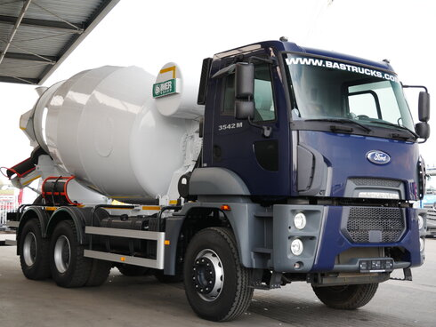 photo of New Truck Ford Cargo 3542 M 6X4