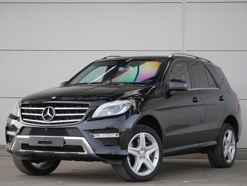 photo of Used Car Mercedes ML 350 BlueTEC 4MATIC Guard B4 2014