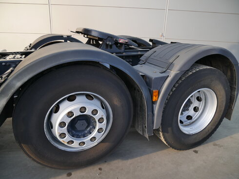 photo of Used Tractorhead IVECO Stralis AS440S45 RHD Unfall Fahrbereit 6X2 2013