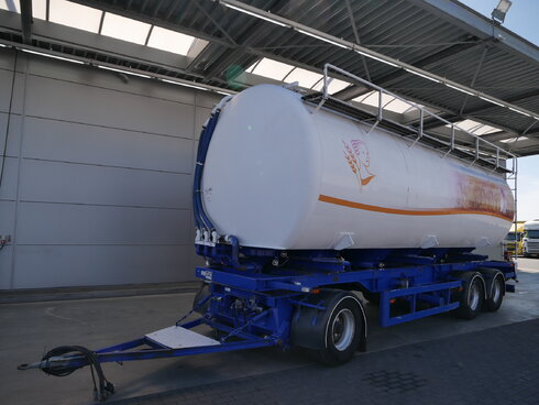 photo of Used Trailer WOT  6 / A.B.3.9.18 3 Axels 1997