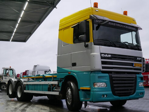photo of Used Truck DAF XF105.410 6X2 2008