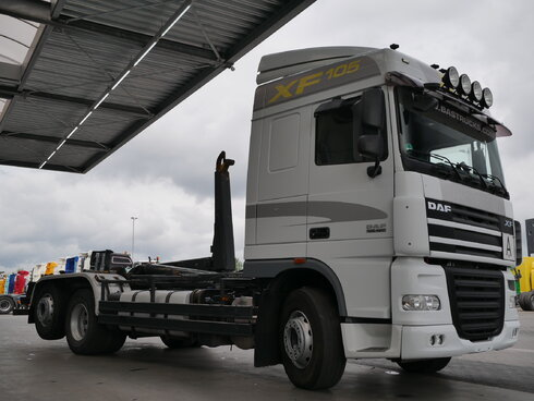 photo of Used Truck DAF XF105.460 6X2 2011