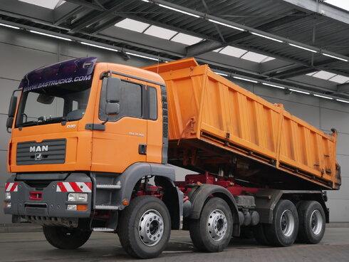 photo of Used Truck MAN TGA 35.350 M 8X4 2006