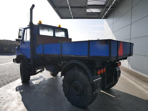 photo of Used Truck Unimog U1250 4X4 1986
